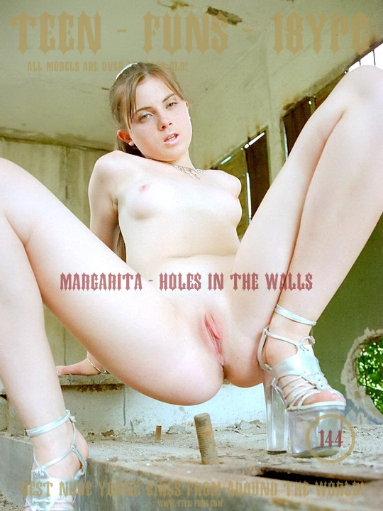 Margarita - Holes in the walls - TeenFuns 063